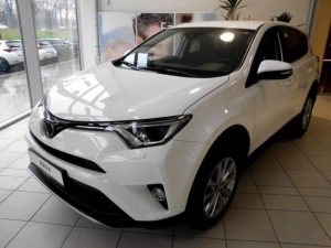 2018 Toyota RAV 4 2.0 D-4D 4X2 Start-Stop Edition S +