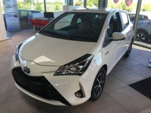 2018 Toyota Yaris 1.0 VVT-i H & R Edition Climate Return Camera