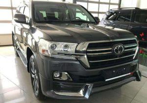 2020 Toyota Land Cruiser 200 Trd 001