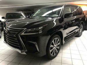 2021 Lexus Lx570 Executive 001