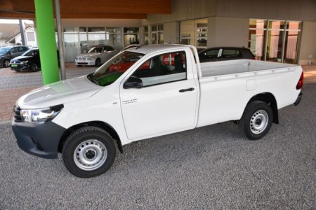 2017 Toyota Hilux Single Cabine